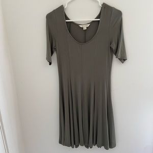 American Eagle soft and sexy skater dress